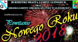 Mieszkańcy miasta i gminy Glinojeck wspólnie powitają Nowy Rok