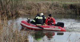 AKTUALIZACJA: Akcja płetwonurków na Sonie. Poszukiwali zaginionego 24-latka z Gołotczyzny