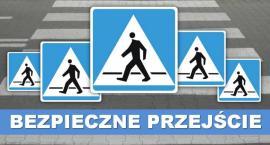 Wzmożone działania ciechanowskiej policji w pobliżu przejść dla pieszych