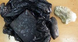 Podczas kontroli drogowej znaleźli ponad pół kilograma narkotyków