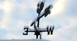 Ostrzeżenie pogodowe dla Mazowsza. Silny wiatr i zamiecie śnieżne