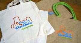 Ciechanowianie mogą odbierać w ratuszu bezpłatne torby ekologiczne
