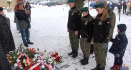 W Ciechanowie oddali hołd ofiarom niemieckiej zbrodni (wideo/zdjęcia)
