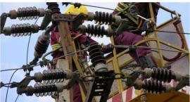 Przerwy w dostawie prądu w powiecie ciechanowskim