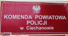 Apel funkcjonariuszy KPP Ciechanów