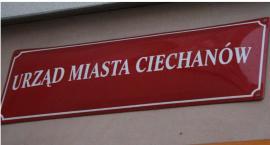 Ciechanowski ratusz szuka pracownika