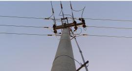 Bez prądu w pow. ciechanowskim - wyłączenia w czterech gminach