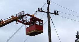 Wyłączenia prądu na terenie powiatu ciechanowskiego