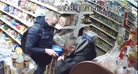 AKTUALIZACJA: Ciechanowska policja poszukuje sprawców kradzieży (wideo/zdjęcia)