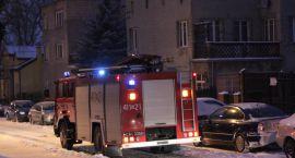 Interwencje straży pożarnej w ostatni weekend