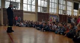Straż Pożarna w ciechanowskiej SP 5 (zdjęcia)