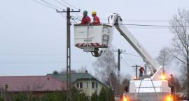 Wyłączenia prądu w trzech gminach powiatu ciechanowskiego