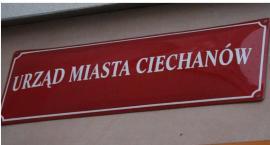 Wolne stanowisko urzędnicze w ciechanowskim ratuszu