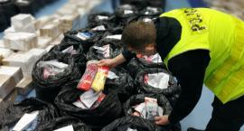 Mazowiecka policja przejęła tysiące podróbek. Sprzedawał je przez internet (wideo/foto)