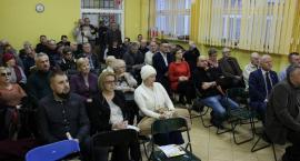 Spotkanie osiedlowe na Aleksandrówce (zdjęcia)