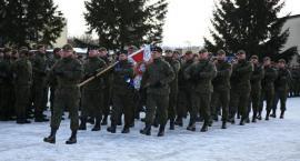 Pierwsze zaprzysiężenie żołnierzy 5. Mazowieckiej Brygady Obrony Terytorialnej