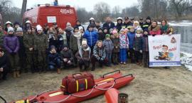 Dzieci i młodzież z pow. ciechanowskiego kręci bezpieczeństwo (zdjęcia)