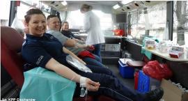 Oddaj krew z ciechanowską policją. Zbiórka już we wtorek