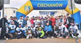 Ponad 160 osób na starcie biegu Tropem Wilczym w Ciechanowie [zdjęcia]