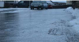 Uwaga, na ulicach i chodnikach może być ślisko. IMGW ostrzega