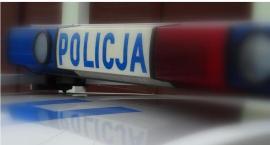 Zderzenie osobówek na rondzie w Ciechanowie. Sprawca był pod wpływem alkoholu