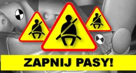 Zapnijcie pasy! Dziś ciechanowska drogówka prowadzi wzmożone kontrole