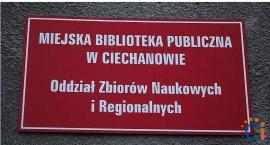 Oddział MBP w Ciechanowie będzie nieczynny