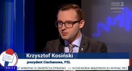 Prezydent Ciechanowa w programie Region Polityka [wideo]