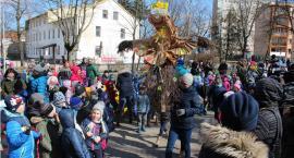 Najładniejsze Marzanny w powiecie ciechanowskim. Przygotowali je uczniowie i przedszkolaki [zdjęcia]