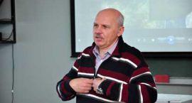 Tomasz Zubilewicz w Ciechanowie - wywiad video