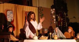 Teatr w kościele. W Grudusku przedstawili Pasję [zdjęcia/wideo]