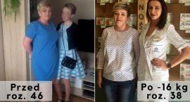 Aż o 4 rozmiary w dół czyli Pani Marta schudła z nami 16 kilogramów!