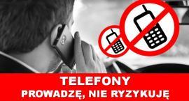 Policja prowadzi na ciechanowskich drogach działania Telefon
