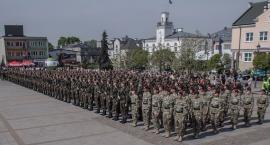 W Ciechanowie odbyła się przysięga wojskowa żołnierzy Obrony Terytorialnej [wideo]