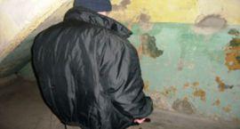 Śmiertelna ofiara mrozu… Odnaleziono ciało 45- letniego mężczyzny