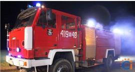 Kolejny pożar domu w powiecie ciechanowskim. Przyczyną podpalenie?