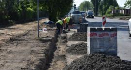 W Ciechanowie rozpoczęła się przebudowa ul. Mazowieckiej i Niechodzkiej