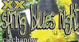Jubileuszowy  Spring Blues Night w Ciechanowie