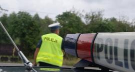 Piraci drogowi stracili prawa jazdy w gminie Gołymin-Ośrodek