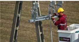 Wyłączenia prądu w czterech gminach