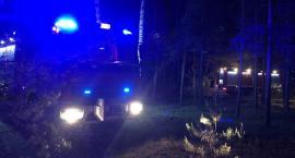 Dwa pożary niemal w tym samym miejscu w gminie Glinojeck [zdjęcia]