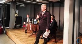 Marszałek Stanisław Karczewski na spotkaniu z mieszkańcami Ciechanowa [wideo]