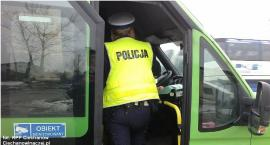 Przewóz osób i towarów - ciechanowska drogówka ukarała blisko 30 kierowców