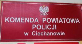 Policjanci będą debatować z mieszkańcami powiatu ciechanowskiego