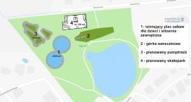 W Ciechanowie ma powstać skatepark i pumptrack. Jeszcze w tym roku