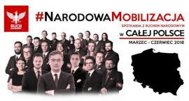 W Ciechanowie odbędzie się spotkanie z Ruchem Narodowym