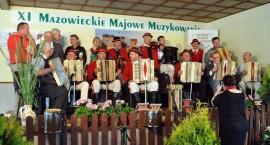 Majowe muzykowanie w gminie Gołymin-Ośrodek
