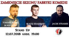 Fabryka Komedii w Ciechanowie - zamknięcie sezonu