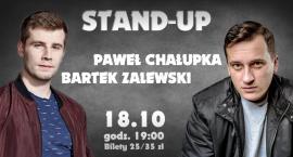 Stand Up - Bartek Zalewski i Paweł Chałupka w Ciechanowie