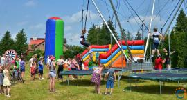 Mieszkańcy gminy Regimin bawili się na Festynie Rodzinnym [zdjęcia]